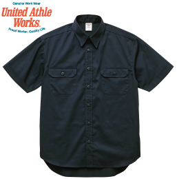 United Athle 1772-01 T/C ワークシャツ